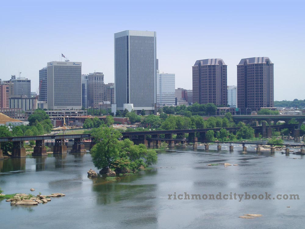 City Of Richmond Va >> Richmond City Book - Capitol City of Virginia