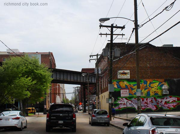 Shockoe Bottom area  - Richmond Virginia 2015