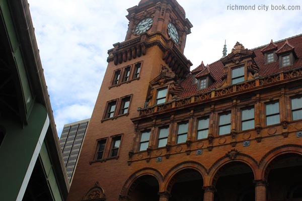 1901 Main Street Train Station. - Richmond Virginia 2015