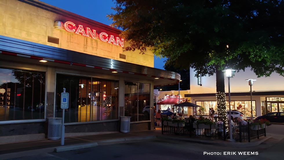 Can Can Restaurant Richmond Virginia