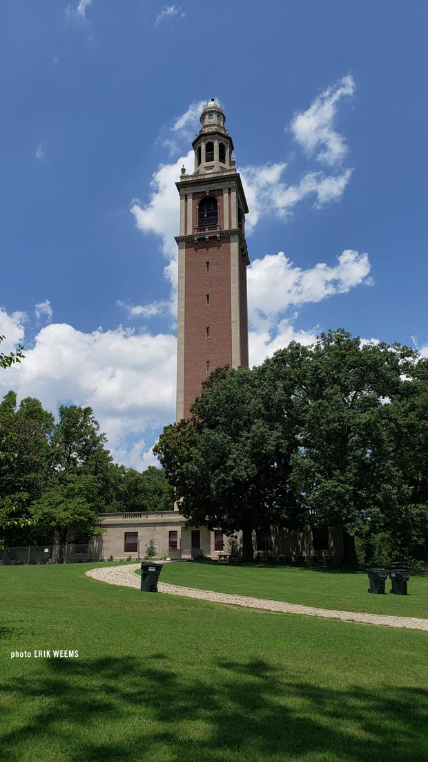 Carillon Bell Tower at Byrd Park