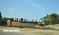 Welcome to Richmond Virginia