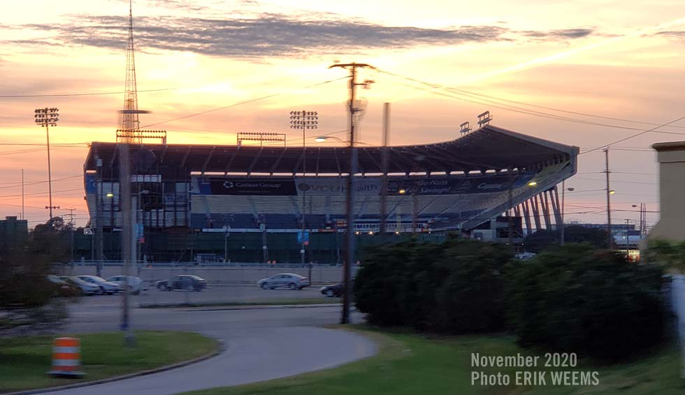 Baseball Stadium Richmond Virginia